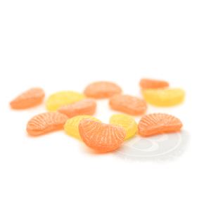 Bonbon aux agrumes